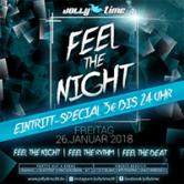 Feel the Night | Feel the Rythm | Feel the Beat