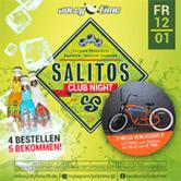Salitos – Club Night