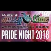 Pride Night 2018