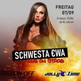 Schwesta €wa – LIVE ON STAGE
