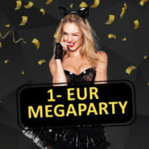 1€ Megaparty
