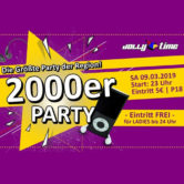 2000er – Die ultimative Party